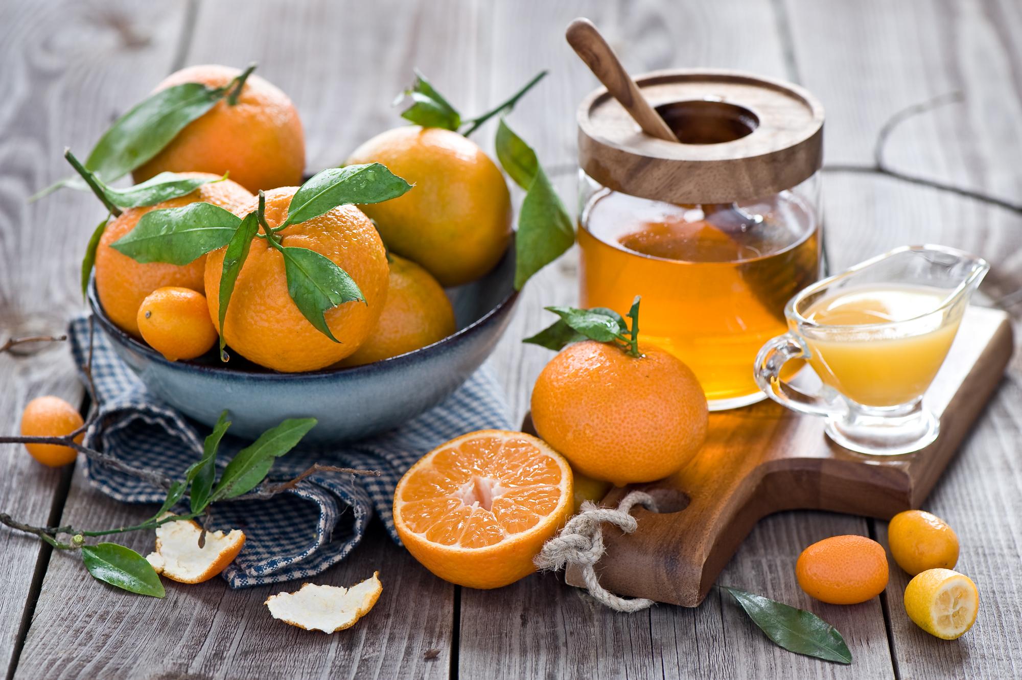 Arancio e miele
