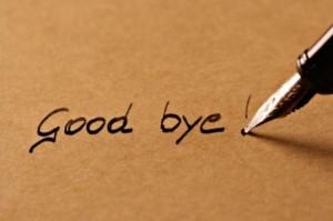 addio